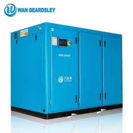China Energy Saving Two Stage Screw Compressor For Petrochemical Engineering factory