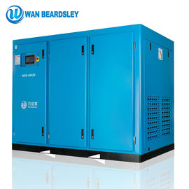 China Small Double Stage Air Compressor , Portable 15 Hp Screw Air Compressor factory